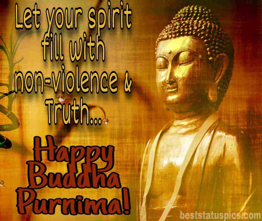 Happy buddha purnima 2020 quotes
