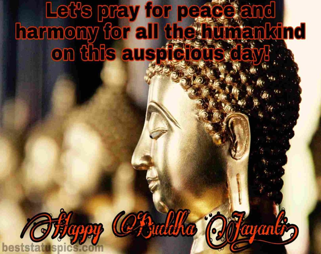Happy buddha jayanti 2020 wishes HD
