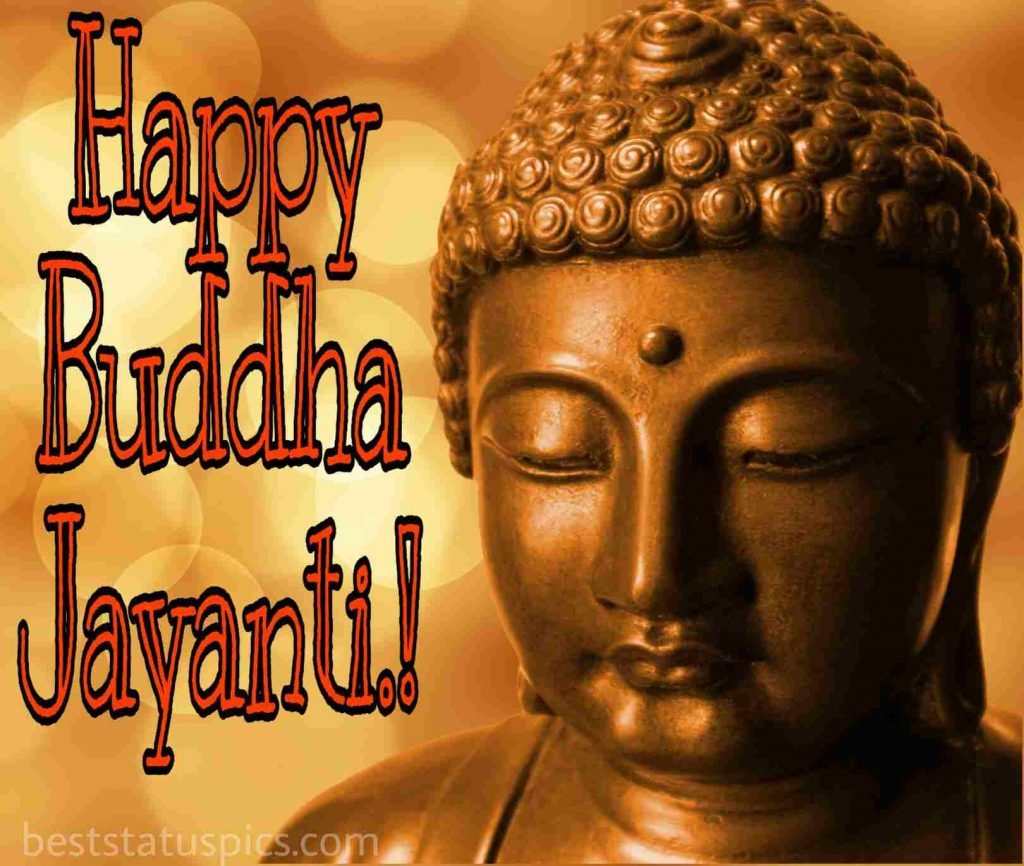 Happy buddha jayanti 2020 images HD