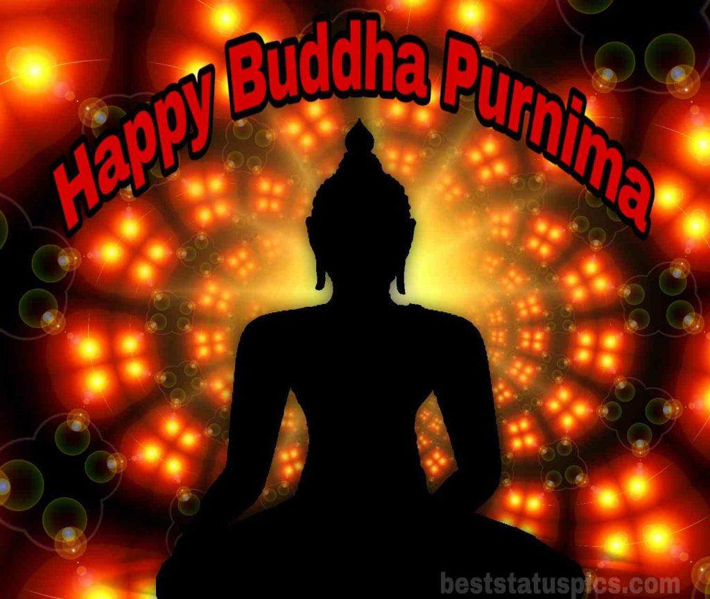 Happy buddha purnima 2020 images HD