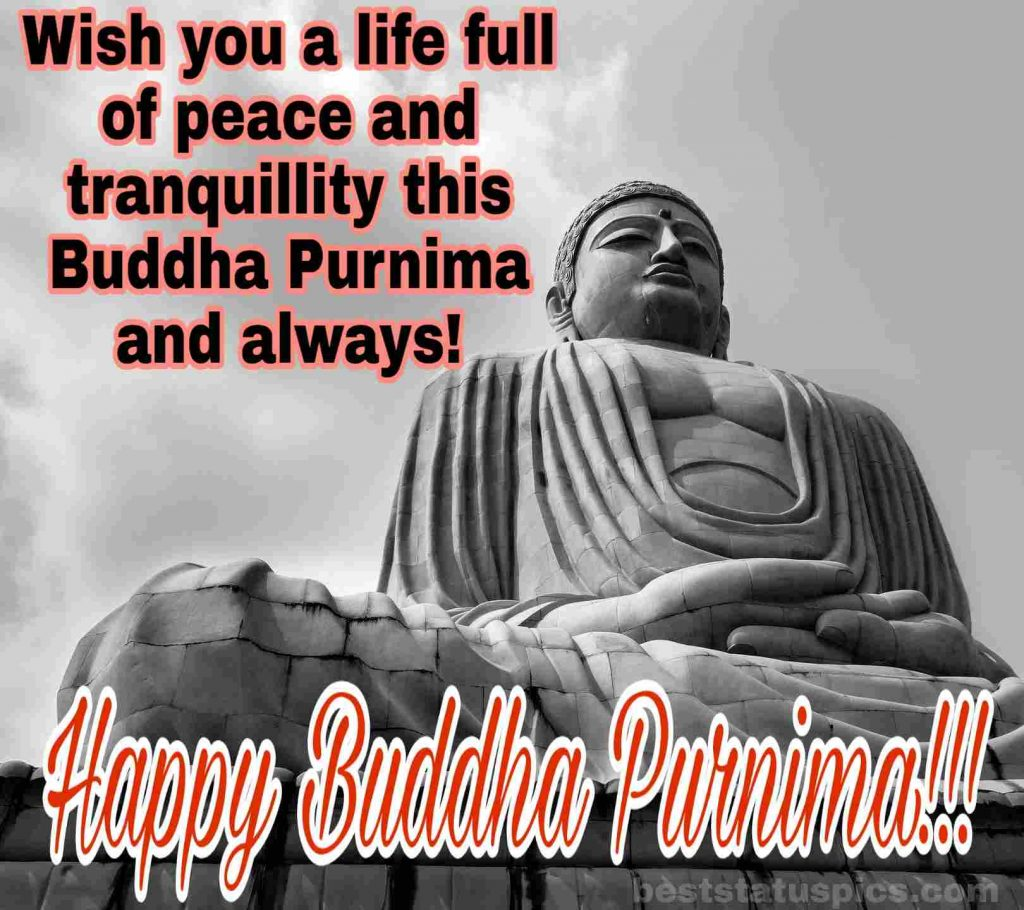 Happy buddha purnima 2021 pictures wishes