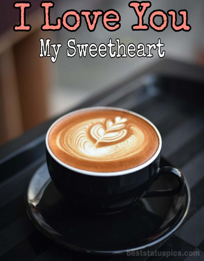 i love you dp pic for sweetheart