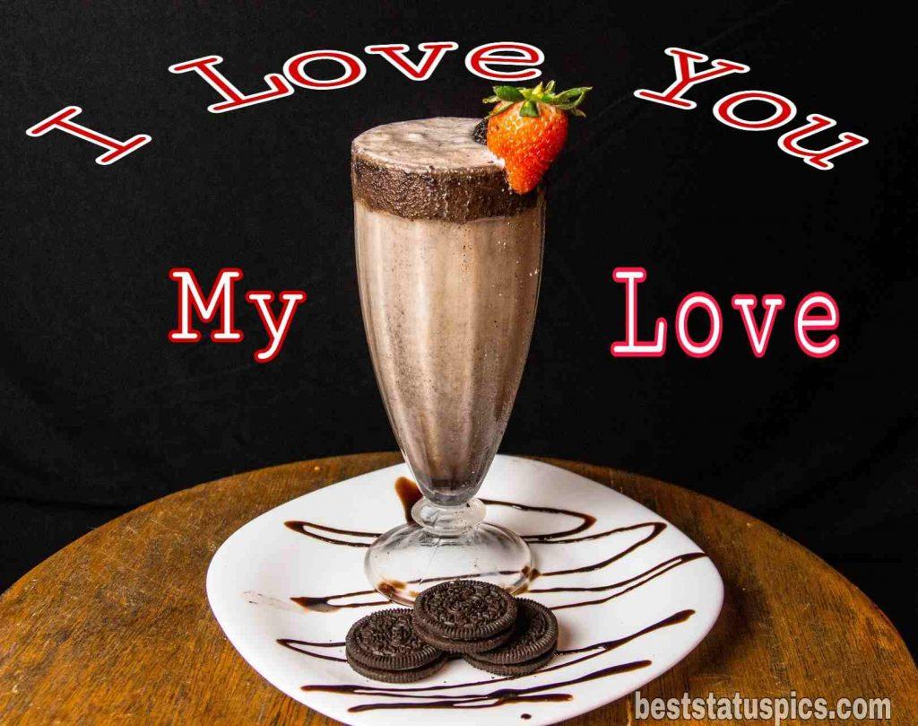 i love you my love whatsapp dp
