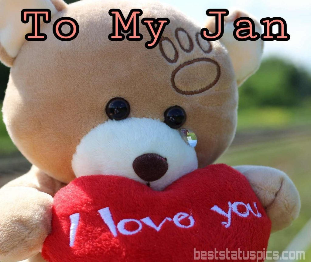 i love you jaan dp for whatsapp