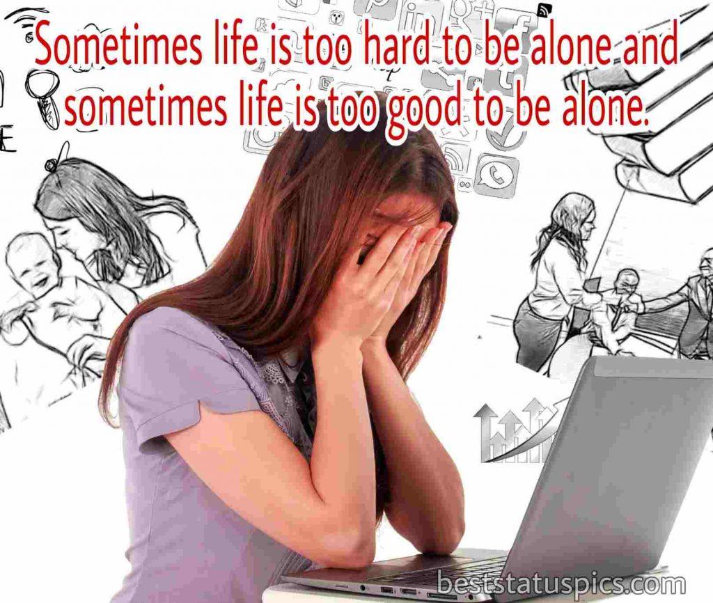 alone girl whatsapp dp images