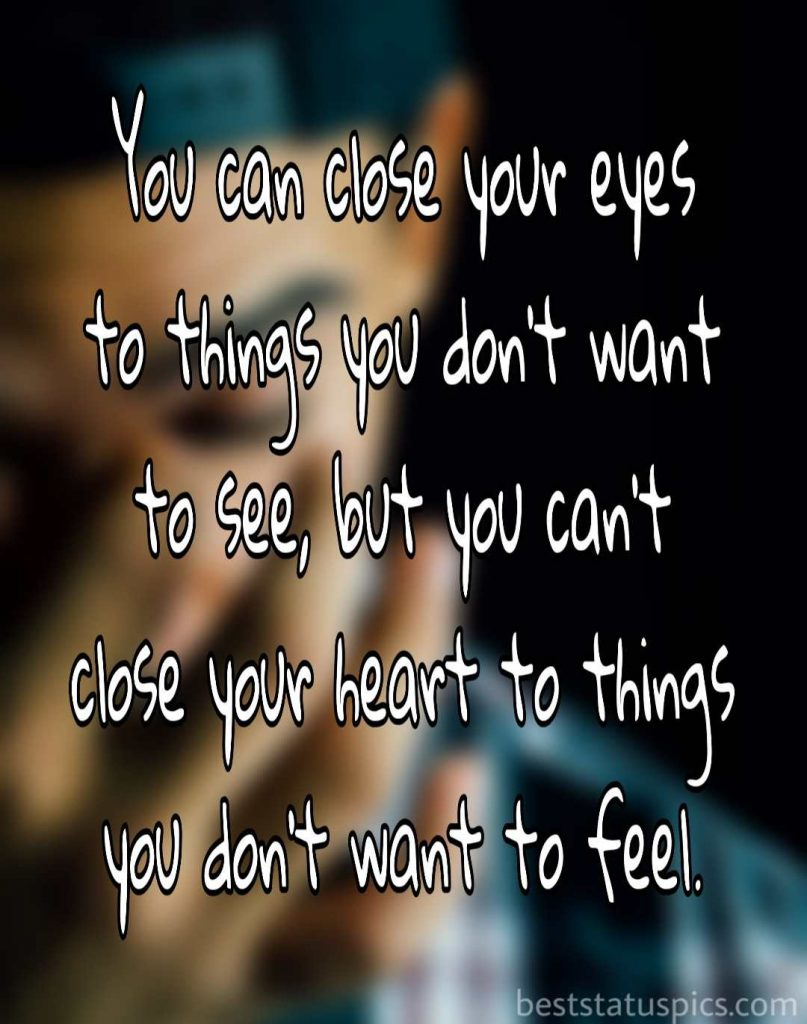 emotional quotes images in english dp