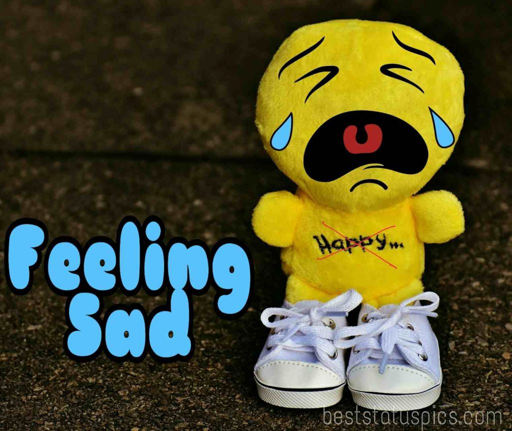 feeling very sad images dp quotes