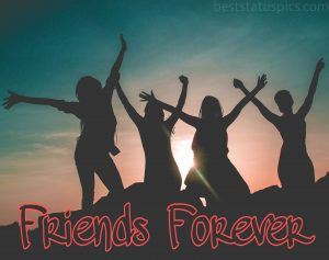 whatsapp dp for friends forever group
