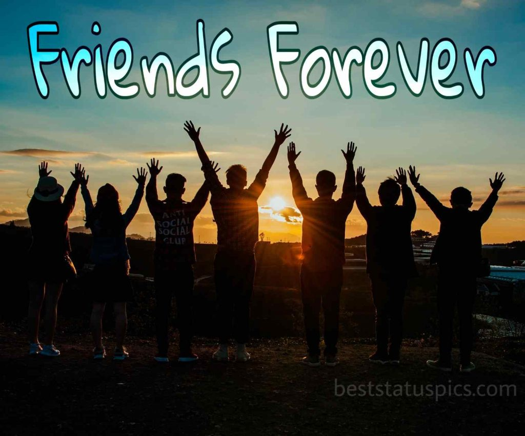 friends forever pics for whatsapp dp