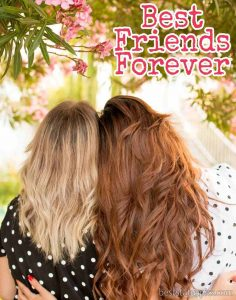 best friends forever whatsapp dp