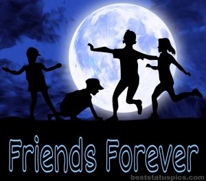 friends forever dp images HD download