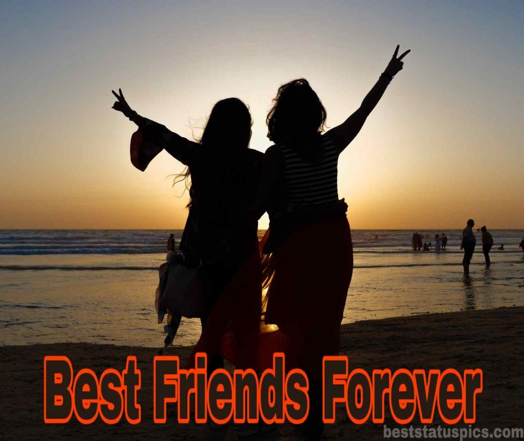 best friends forever dp images