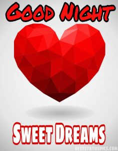 good night sweet heart quotes