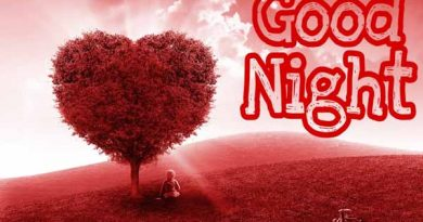 Good Night Heart Images Featured