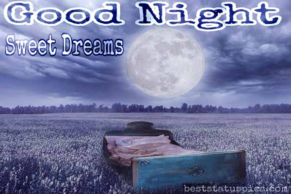 Good night bed images featured