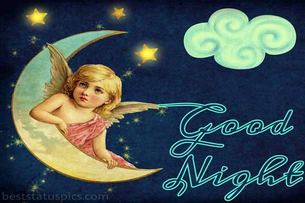 good night cartoon images featured