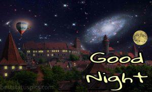 good night cartoon images hd