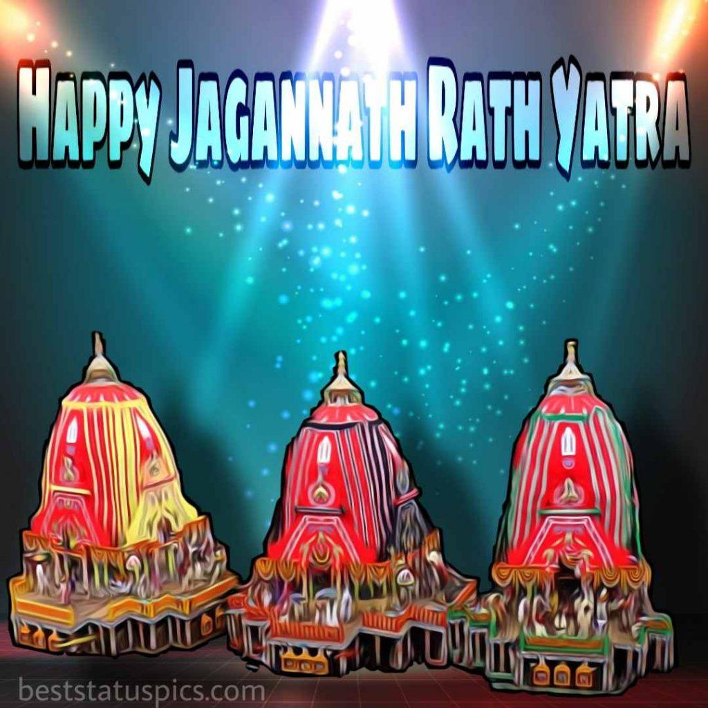 happy jagannath rath yatra 2020 images