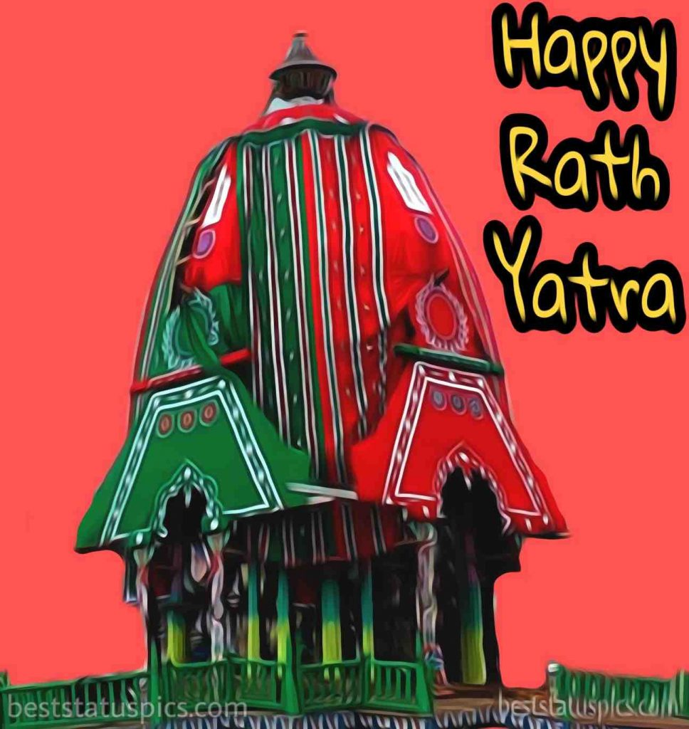 happy rath yatra 2020 photo