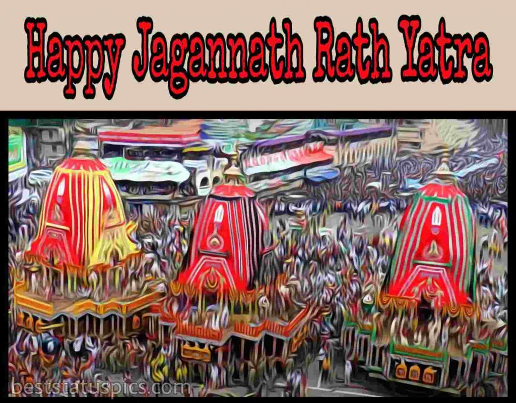 happy jagannath rath yatra 2020 pictures for whatsapp
