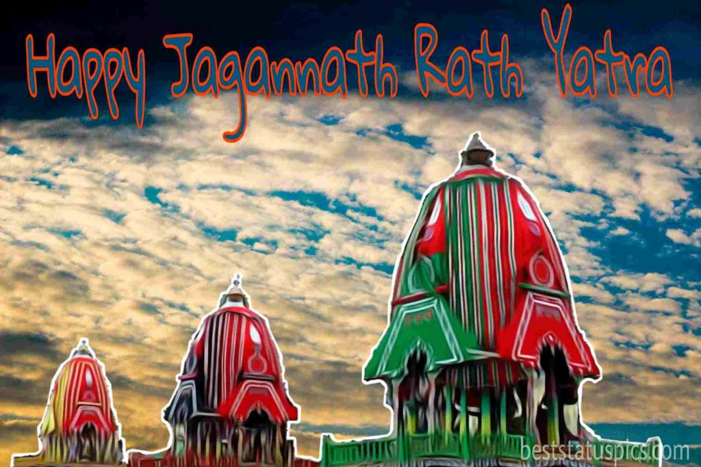 happy jagannath rath yatra 2020 pics for whatsapp status