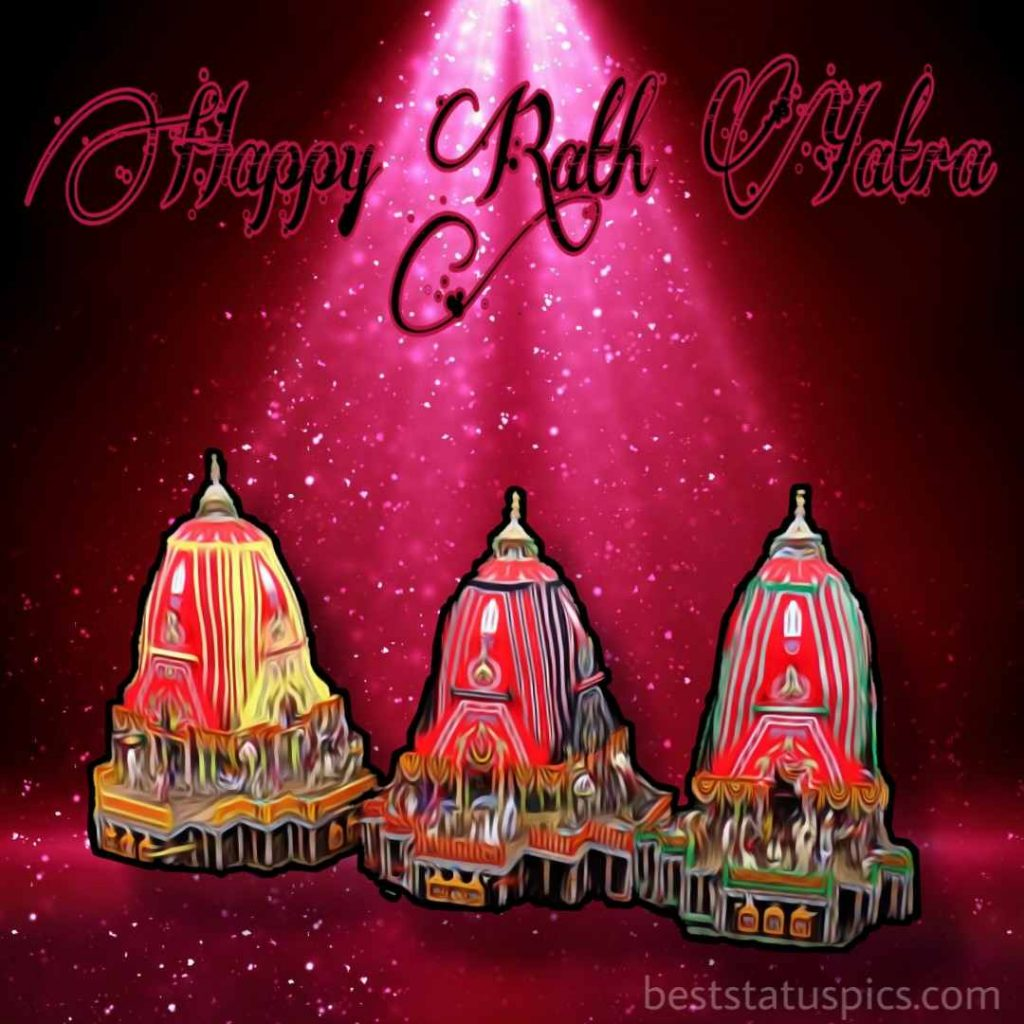 happy rath yatra 2020 hd wishes image