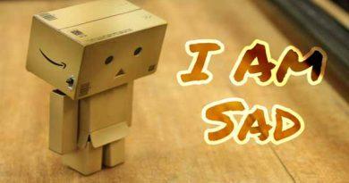 I Am Sad Whatsapp DP Featured