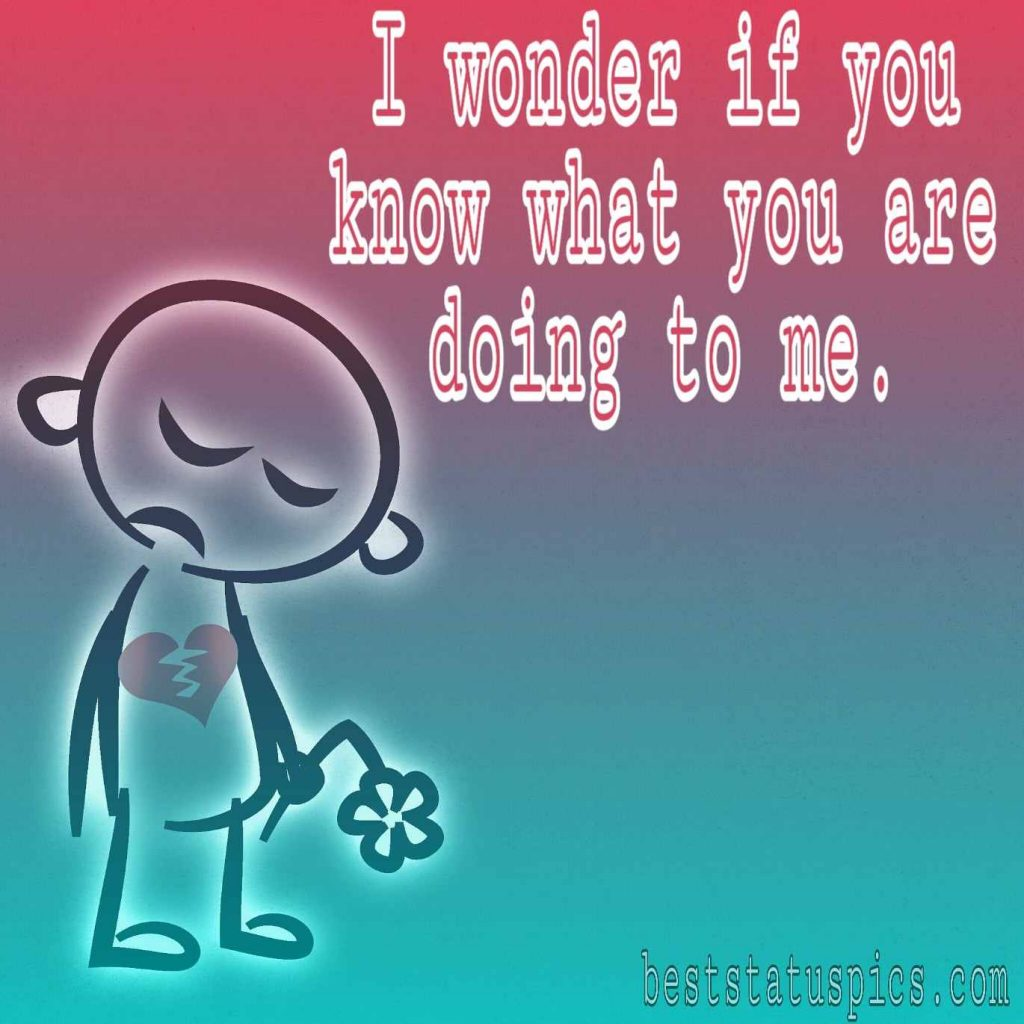 sad quotes about love and pain images dp