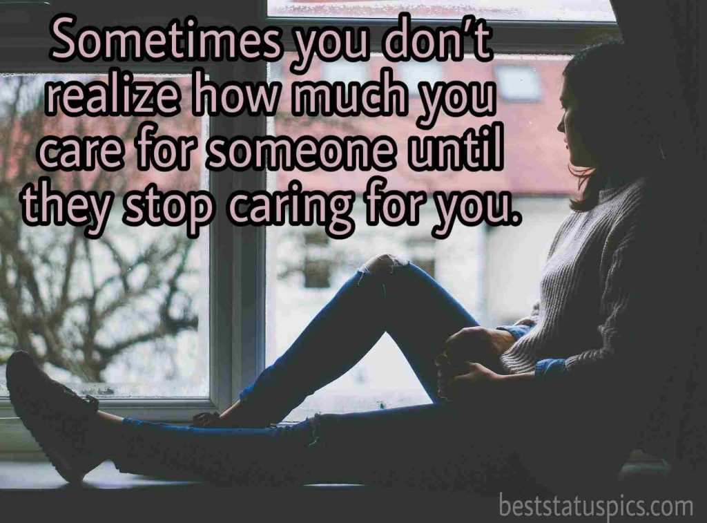 sad girl sitting alone quotes images