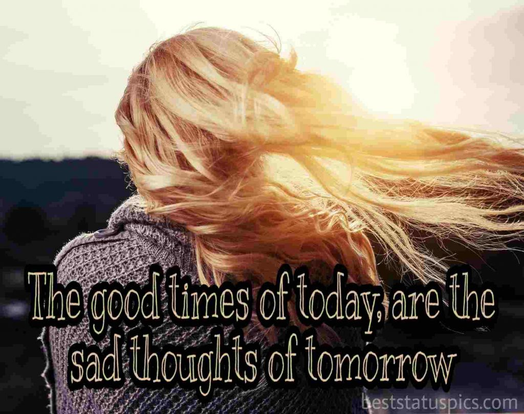 sad and alone girl images with quotes
