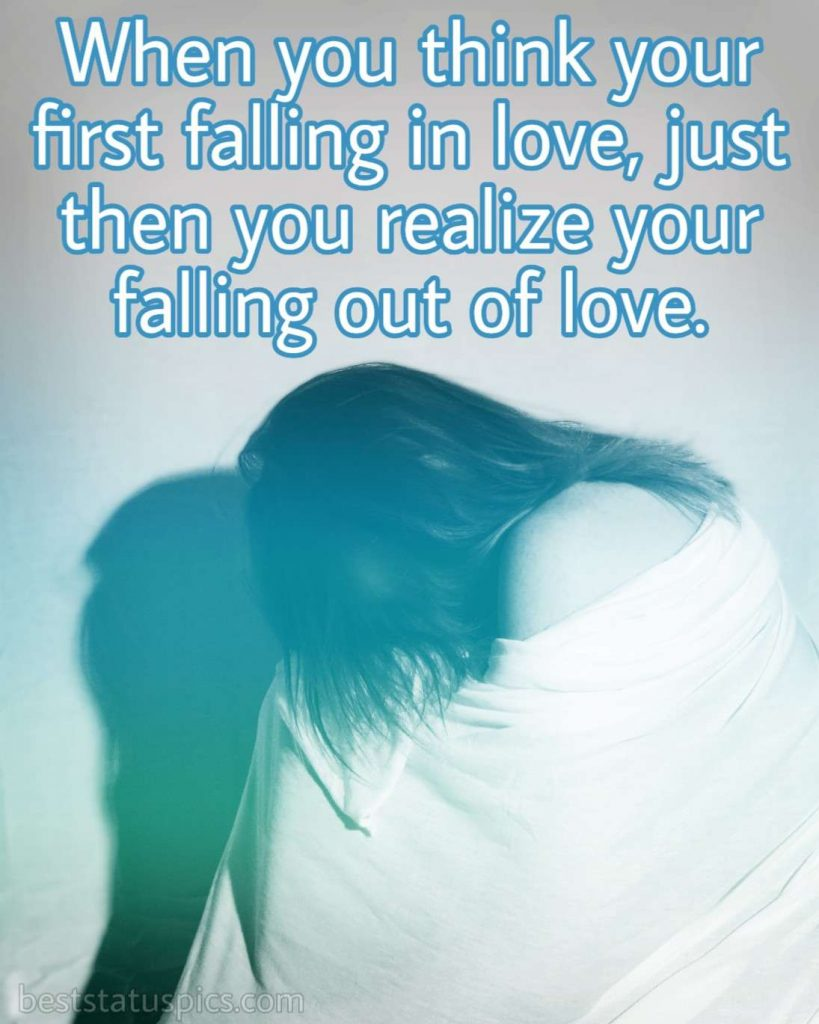 sad love quotes for alone girl