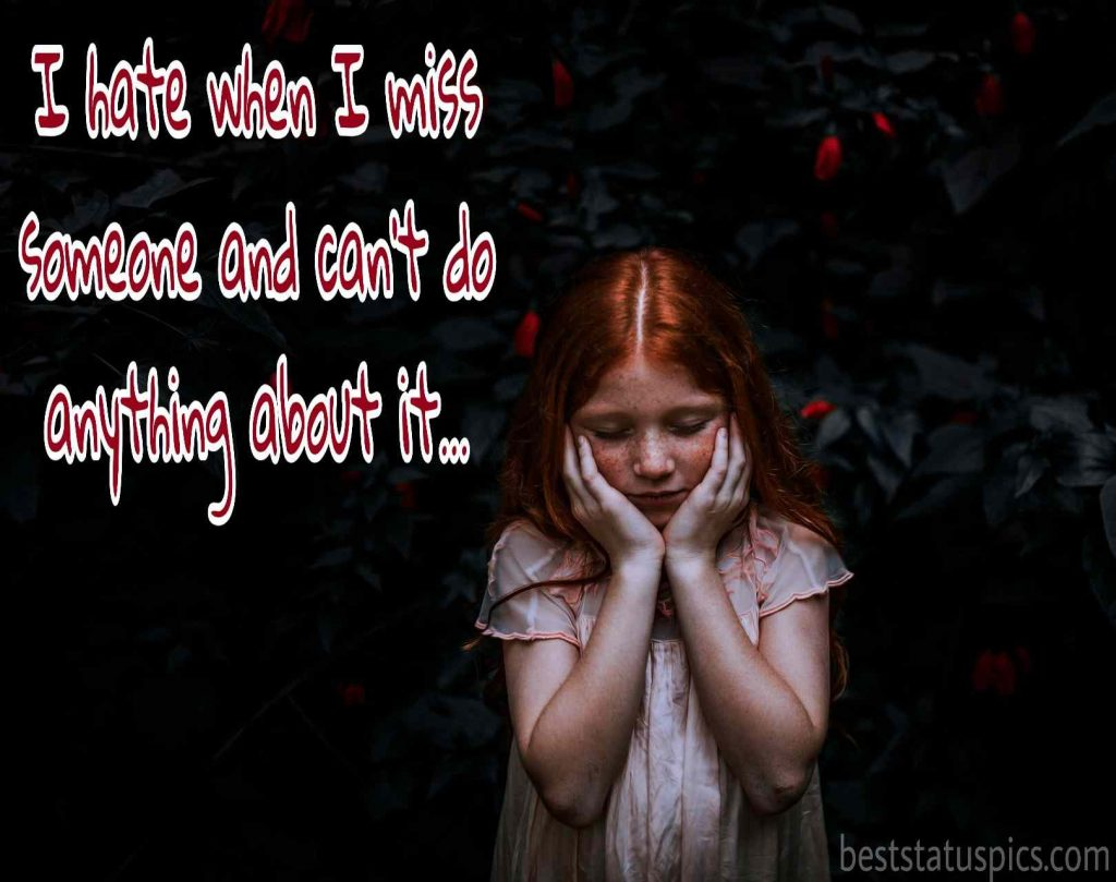 Simple sad alone quotes for girls with crying images DP