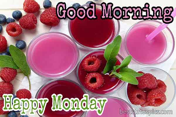 good morning happy monday images HD featuted