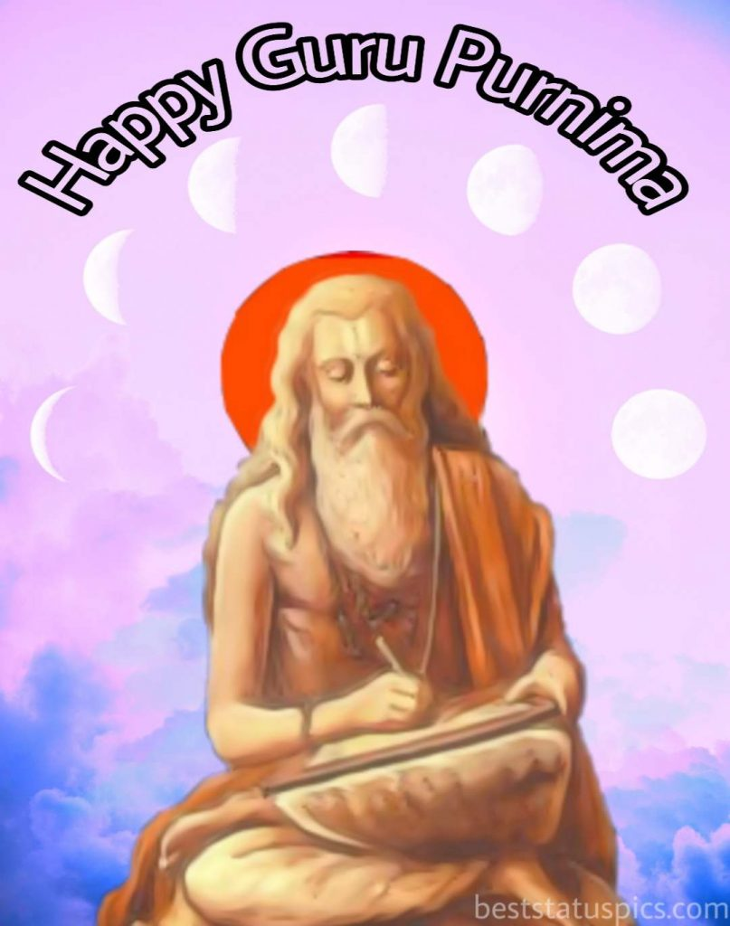 happy guru purnima 2020 photos with rishi
