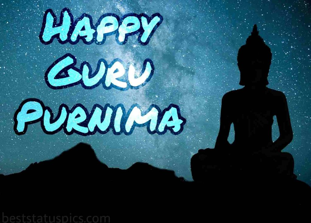 happy guru purnima 2020 with buddha pictures
