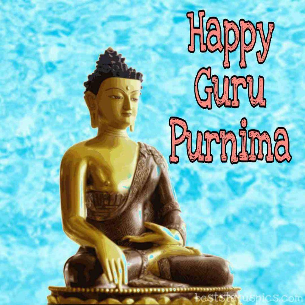 happy guru purnima 2020 quotes in english with buddha