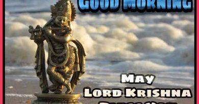 Jai Shree Krishna Good Morning Images For Whatsapp DP and Status