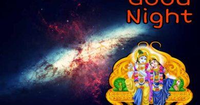 best good night radha krishna images hd for whatsapp dp and status