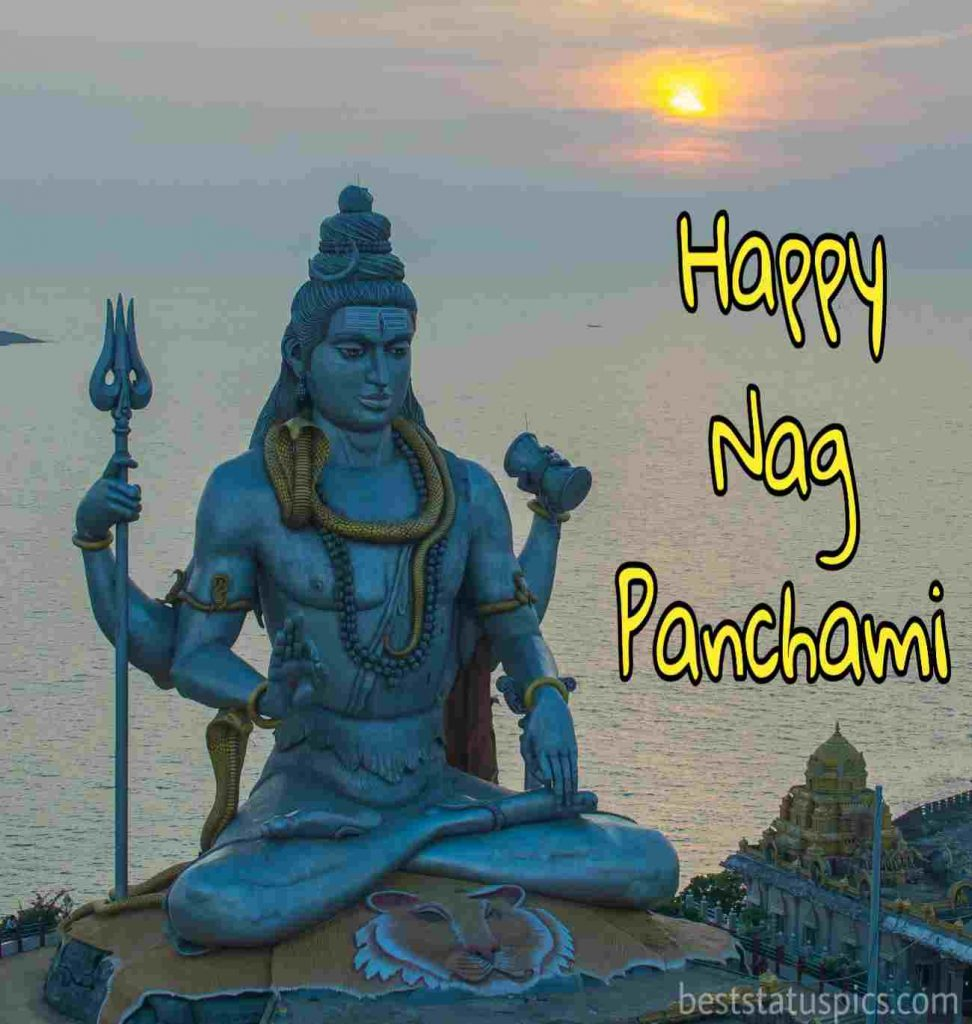 happy nag panchami 2020 images with lord shiva