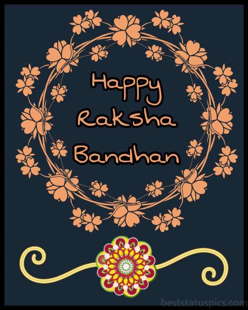happy raksha bandhan 2020 wallpaper HD, image, pic with rakhi