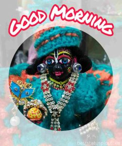 Krishna good morning images download with gopala or bal krishna