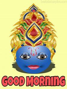 krishna good morning wallpaper photo for friends