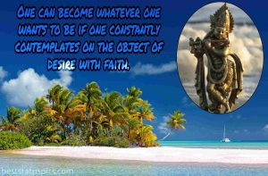 krishna trust and faith quotes in english for Whatsapp