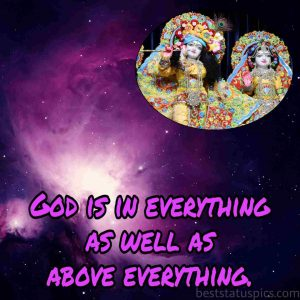 God krishna quotes on life with photo for Whatsapp status
