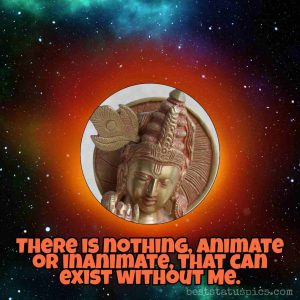 Shree krishna quotes on life with image for Whatsapp DP