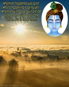 krishna ji quotes on life in hindi with image for Whatsapp