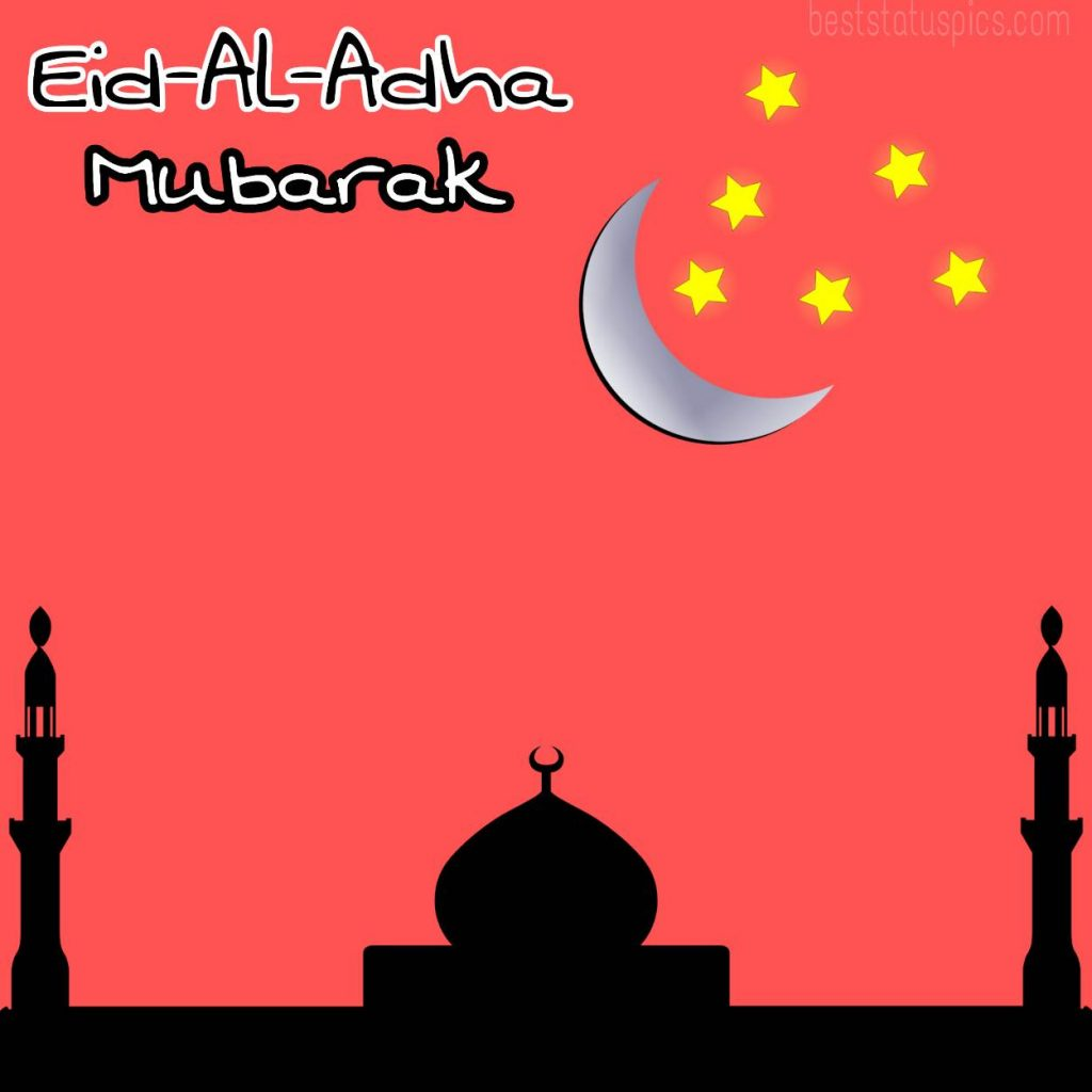 wish you all happy eid ul adha 2020 with images