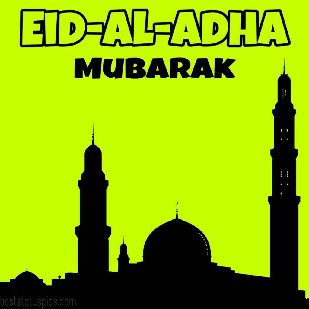 happy eid al adha mubarak 2020 wishes images for whatsapp dp