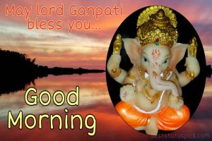 good morning ganesh image download for whatsapp