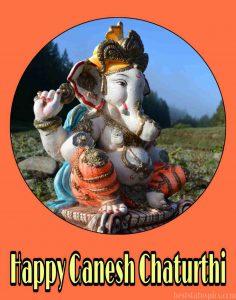 happy ganesh chaturthi 2020 images for Whatsapp DP